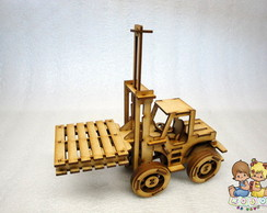 Mini Empilhadeira - Pequena