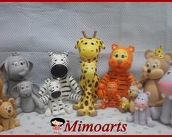 Safari Mam�e e seus Filhinhos...