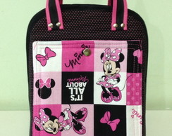 Lunch Bag T�rmica C/ Z�per 36 -Encomende