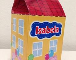 Caixinha Milk Casinha Peppa Pig