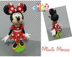 Pronta Entrega Minnie com 22 cm