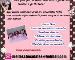 chocolates em geral