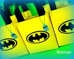 Sacolinha Batman em EVA 20x25