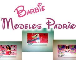 �m� de geladeira 5x4 Barbie modelos
