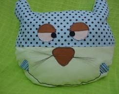 Almofadas gato