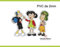 Display de Ch�o PVC 2mm at� 1,00x0,50cm