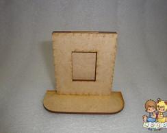 Porta-Retrato 3x4 Simples - Base Curta