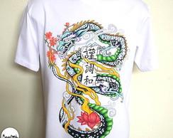 Camiseta drag�o