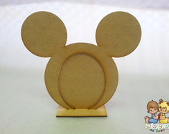 Porta-Retrato Mickey 10x15 Oval