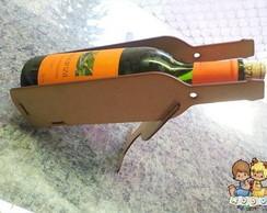 """Porta vinhos Personalizado """"Ta�a"""""""