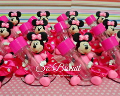 Minnie com Mini Tubete