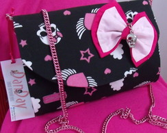 Bolsa monster high infantil
