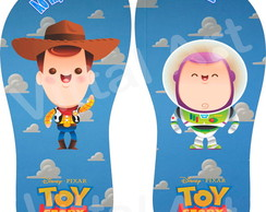Chinelo Havaianas Toy Story Adulto