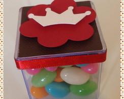 Caixa de acr�lico personalizada