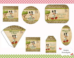 PROMO��O Kit Digital Mickey Safari