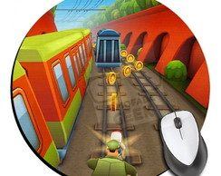 MOUSE PAD SUBWAY SURFERS