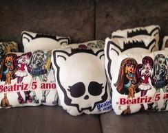 Almofadinhas Personalizadas Monster High