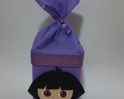 Caixinha de doce da Dora aventureira