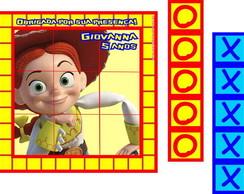 Toy story Jogo da Velha