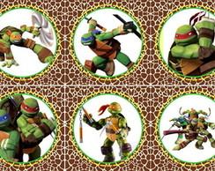 Tartarugas ninja Jogo Da Mem�ria