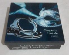 Porta J�ias 50 Tons de Cinza V.3