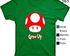 CAMISETA GROW UP