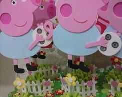Peppa Pig,Peppa Fadinha, George