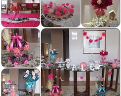 kit festa completa pink & tiffany I