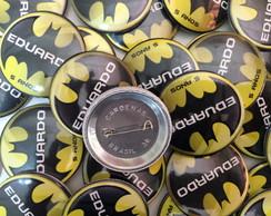 Buttons personalizado/lembrancinhas 38mm