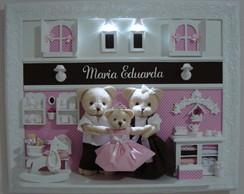 Fam�lia Maria Eduarda - marrom