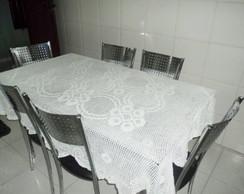 Tolha de mesa Branca