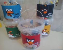 Baldinho Angry birds