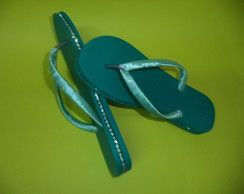 Havaiana Adulto Customizada
