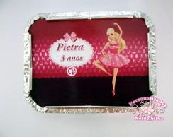 Marmitinha da Barbie