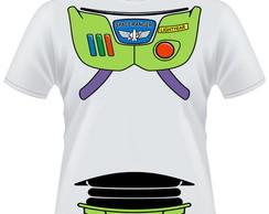 Camiseta Buzz Lightyear corpo 2