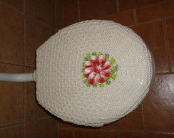 Capa para assento de vaso sanit�rio