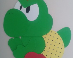 Yoshi de Fraldas - Super Mario Bros