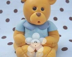 Ursos e Ursas em Biscuit
