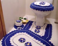 Jogo de Banheiro Paulina