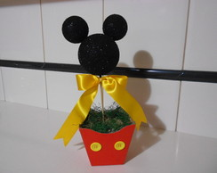 Decora��o de mesa Mickey, Minnie