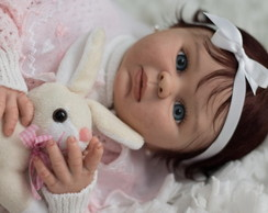 Beb� Reborn Ana Giulia - POR ENCOMENDA!