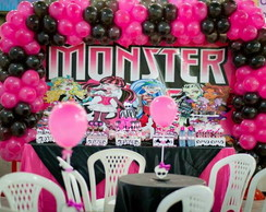 Enfeite Monster High