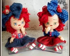 Bonecas de Pano Anie