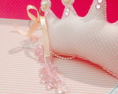 Coroa chaveiro