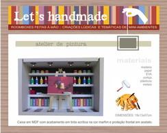 Roombox Atelier de Pintura