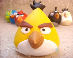 Kit Angry Birds - 6 Personagens