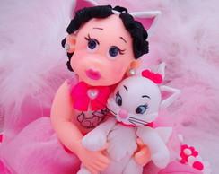 Menina gatinha Marie/dressed in kitten