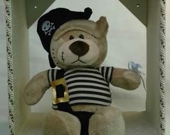 Nicho Decorativo - Piratinha