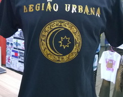 Camiseta Legi�o Urbana