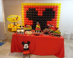 Loca��o - Decora��o Mickey